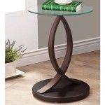 Coaster Furniture - Accent Table, Cappuccino - 902816