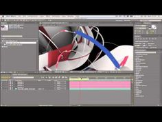 Cinema 4D tutorial: Tutorial - 3D Paint Splatter Title