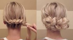 Pull Through Braid Hair Tutorial | Easy Life HacksEasy Life Hacks
