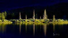 Swiftcurrent Lake Montana - Bing images