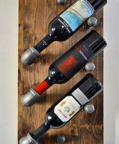 Flessenrek Vintage Industrial, Industrial Style, Discount Wine, Buy Wine Online, Wine And Spirits, Wine Delivery, Wall Mount, Key, Wood Wine Racks