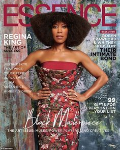 The King of Queens: Regina King Became Hollywood Royalty With a series on HBO, a number of projects in the works, and a first-look deal with Netflix, King is solidifying her status as the hardest working woman in Hollywood. Regina King, King Of Queens, V Magazine, Magazine Covers, Cosmopolitan, Marie Claire, Vanity Fair, Nylons, Cover Art