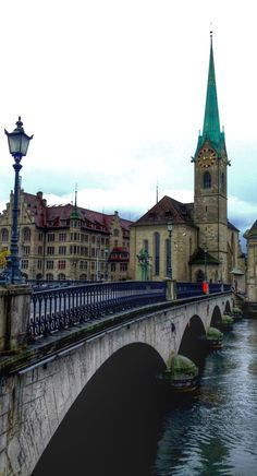 Zurich, Switzerland ... One of my favourite cities in the world!  Can't wait to go back