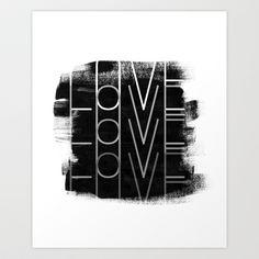 Eternal Love Art Print by Charlene McCoy