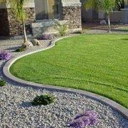 How to Make Decorative Concrete Curbing | eHow