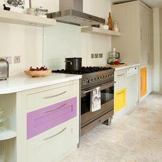 Cream Shaker Style Kitchen Ideal Home Housetohome