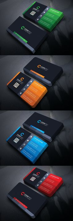 Modern Business Card. Business Card Templates
