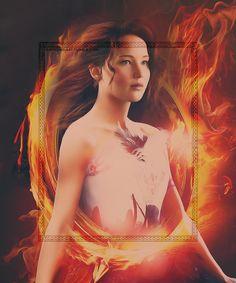Katniss - Bride on Fire