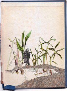 oír la hierba crecer... / hearing the grass grow... by Federico Hurtado.