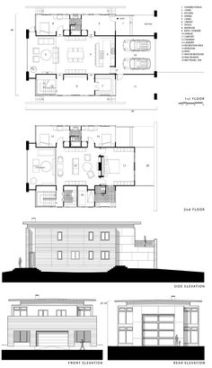 Container home house plans