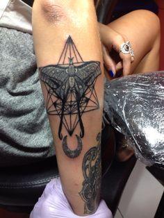 Done #tattoo #inked