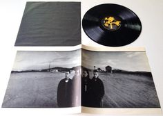 U2 The Joshua Tree LP Vinyl Record Album Island by ThisVinylLife