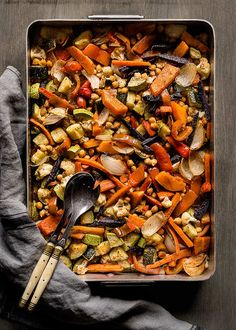 The Winter Guest, Cooking Recipes, Healthy Recipes, Healthy Food, Baked Vegetables, Buddha Bowl, Kung Pao Chicken, Paella, Food Photo