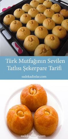 Turkish Recipes, Beautiful Cakes, Easy Desserts, Food And Drink, Peach, Bread, Cookies, Fruit, Food Recipes