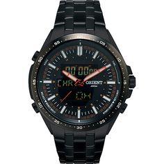 [SUBMOB]Relógio Masculino Orient Analógico E Digital Esportivo - R$436,04