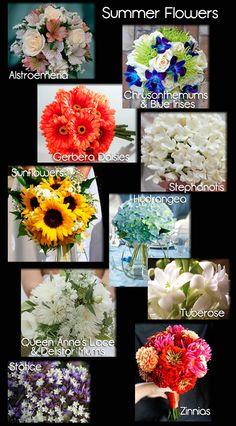 Summer Wedding Flowers Love The Blue Irises