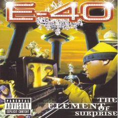 E-40 ELEMENT OF SURPRISE COVER