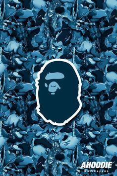 Blue bape live wallpaper - Wallpaper Sun