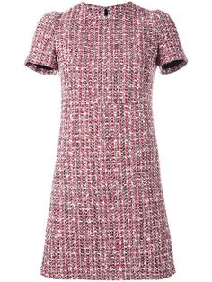 ALEXANDER MCQUEEN Tweed Dress. #alexandermcqueen #cloth #dress