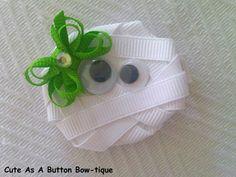 Cute Mummy craft!
