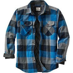 online shopping for Legendary Whitetails Mens Woodsman Heavyweight Quilted Shirt Jacket from top store. See new offer for Legendary Whitetails Mens Woodsman Heavyweight Quilted Shirt Jacket Plaid Flannel, Flannel Shirts, Camo Shirts, Hunting Clothes, Jackets Online, Shirt Jacket, Mens Clothing Styles, Teen Fashion, Outfits