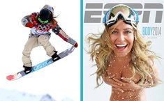 Olympic snowboarder, yogi, ESPN Body Issue. What CAN'T Jamie Anderson do?