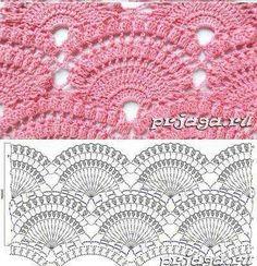 Best 12 Crochet Sandals using Flip Flop Soles – SkillOfKing. Crochet Shell Stitch, Crochet Lace Edging, Baby Afghan Crochet, Crochet Collar, Crochet Chart, Free Crochet, Knit Crochet, Crochet Triangle, Granny Square Crochet Pattern