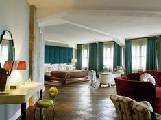 Wohn-DesignTrend « Luxusleben - Soho House Berlin 02