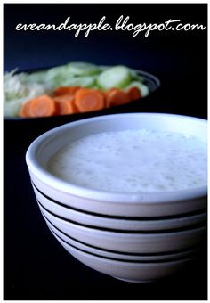 Eve and Apple: Finom saláta öntet Ale, Pudding, Desserts, Kitchen, Food, Tailgate Desserts, Deserts, Cooking, Eten