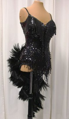 Latin Ballroom Dress
