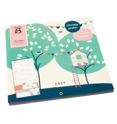 Family planner 2017 by Mum4Mum on Etsy