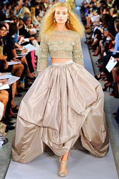 Oscar de la Renta Spring 2012 Ready to Wear NY