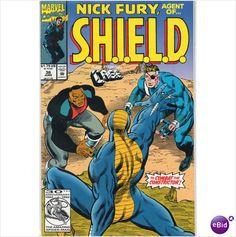 Marvel Comic Books, Marvel Comics, Nick Fury Marvel, Secret Warriors, Strange Tales, Steve Ditko, Marvel Series, Amazing Spiderman, Comic Book Covers
