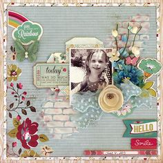 A Stash of Pretty Paper: More Webster's Pages Plum Seed: My Creative Scrapbook July 2013 Limited Edition Kit