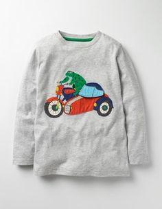 Novelty Vehicle T-shirt Boden