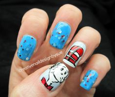 Creative Nail Design by Sue: Whimsical Ideas by Pam-Seuss
