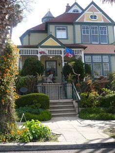 Keating House in San Diego, CA