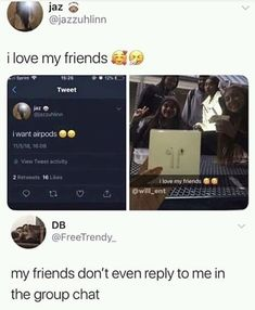 Have you laughed today? Enjoy the meme 'What about ur frndz' uploaded by MemeNigga. Memedroid: the best site to see, rate and share funny memes! Stupid Funny Memes, Funny Relatable Memes, Funny Tweets, The Funny, Hilarious, Funny Stuff, Random Stuff, Relatable Posts, Funny Shit