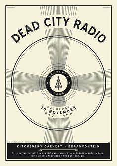 Luke Cannon for Dead City Radio (Kitcheners)