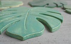 Image of Dessous de plat MONSTERA