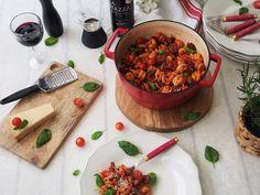 One Pot Chorizo Pasta