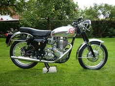 1958/62 BSA Gold Star DBD34 Classic Motorcycle Pictures