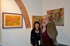 """Mostra personale. """"Alla scoperta dell'anima mundi"""" - Galleria ArteArte - Mantova -  14 febbraio/ 7 marzo 2015."""