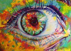Arty art eye!