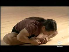 Everyday Yoga with Rodney Yee - How to Relieve Knee Pain with Yoga - YouTube