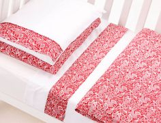 Spirited and colourful bed linen from Gypsy Kids Girls Bedding Sets, Baby Girl Bedding, Linen Fabric, Linen Bedding, King Sheets, Bed Sheets, Bed Linen Inspiration, Cheap Bed Linen, Ikea