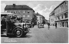 Tønsberg, Storgaten 1920/30-tallet stemplet 1938