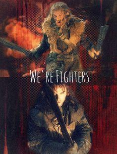 Fili e Kili #LoHobbit #DesolazionediSmaug #TheHobbit #Hobbit