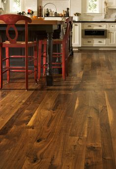 Walnut Wood Floor, Carlisle Wood Floor