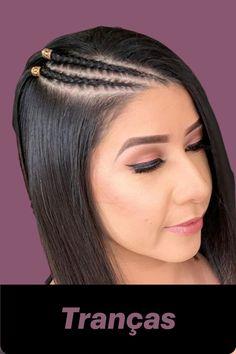 Shot Hair Styles, Curly Hair Styles, Natural Hair Styles, Baby Girl Hairstyles, Cool Braid Hairstyles, Long Hair With Bangs, Braids For Long Hair, Love Hair, Hair Hacks